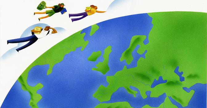 Studiare all'estero è per tutti?