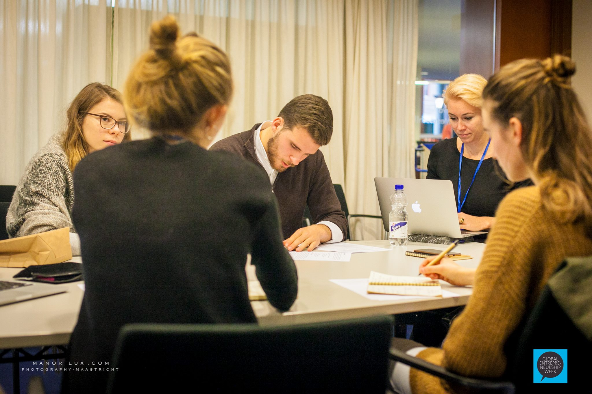 Entrepreneurs Maastricht International Baccalaureate