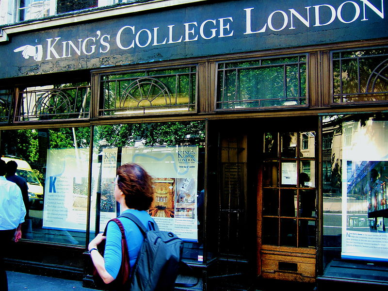 Un'esperienza unica all'estero: studiare al King's College